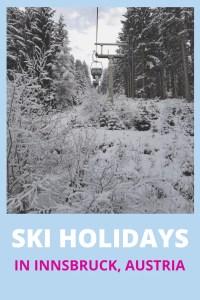 Ski holidays in Innsbruck, Austria