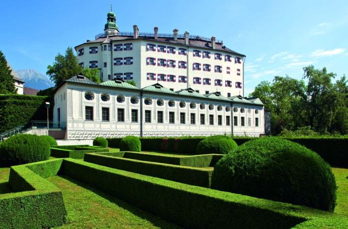Ambras Castle Innsbruck © TVB Innsbruck / Christof Lackner