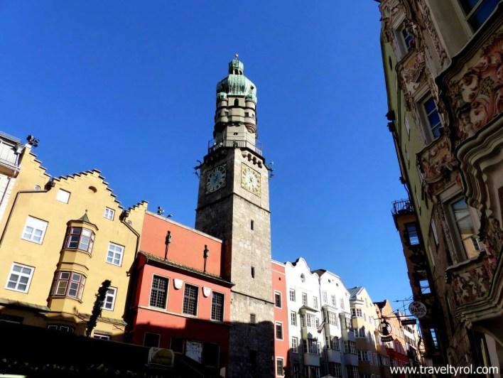 Innsbruck City Tower