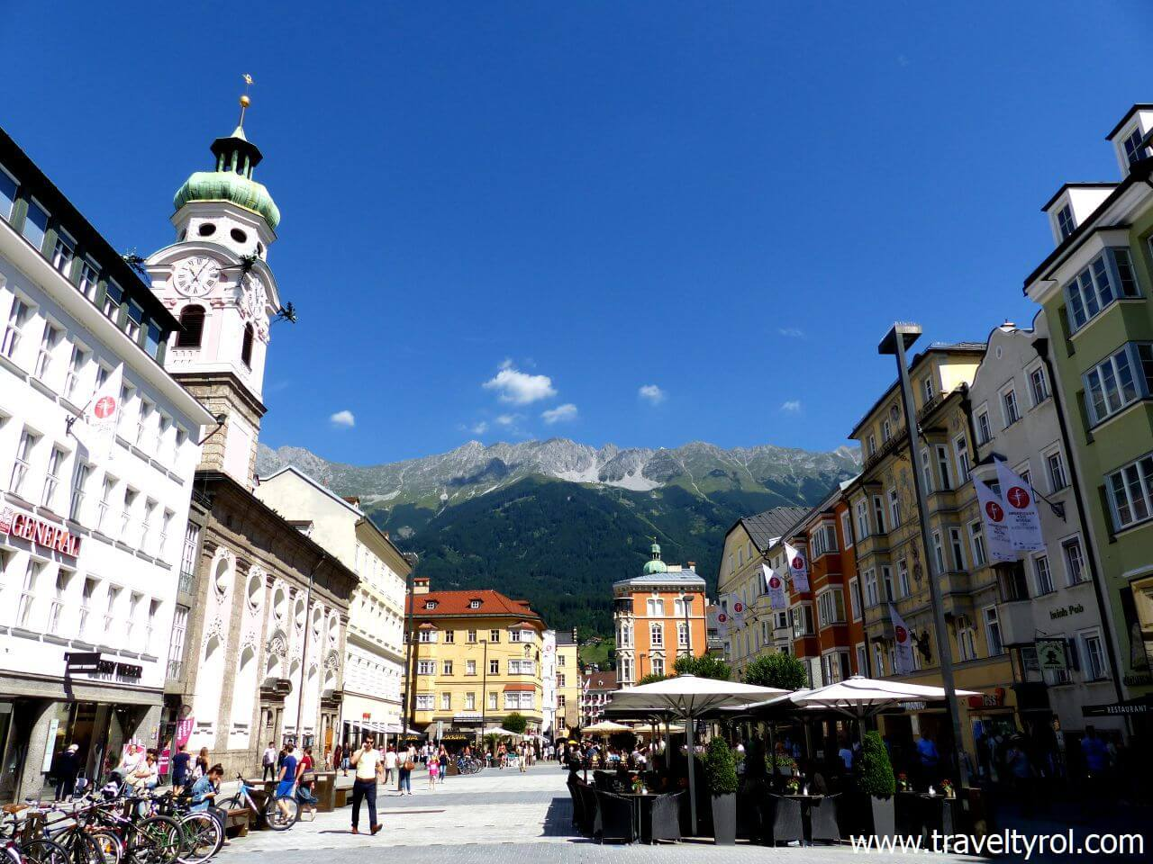 Innsbruck, Austria: photo and description, sights of a ski resort, museums and castles, reviews of tourists 10