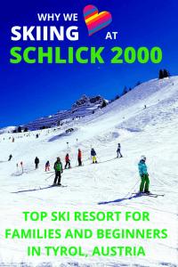 Schlick 2000 ski resort Austria