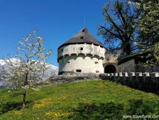 Friedberg Castle Tyrol Austria