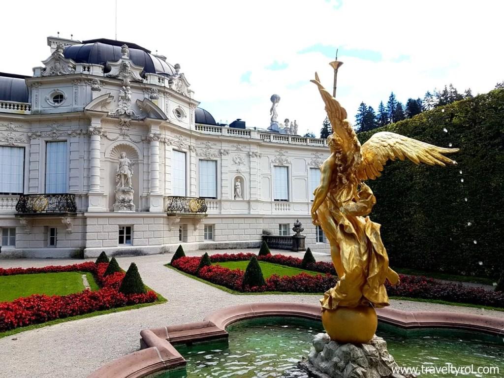 Linderhof Palace Bavaria.