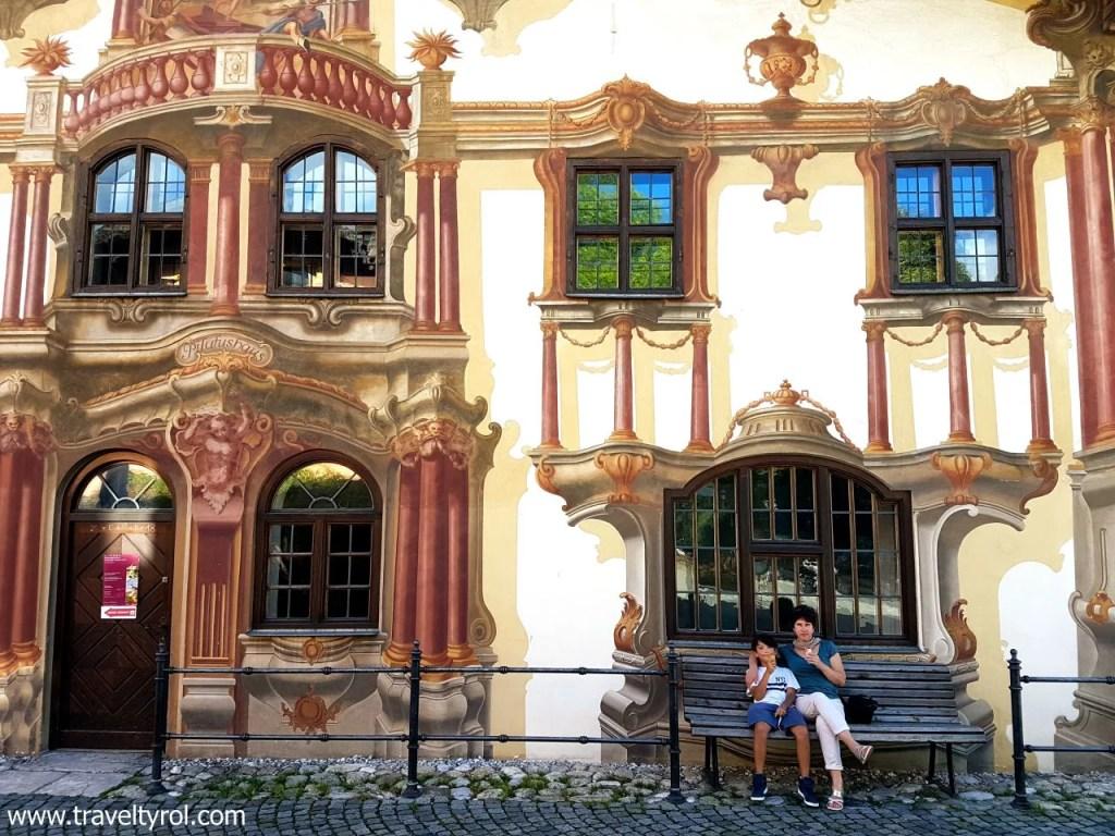 Pilatushaus, Oberammergau.