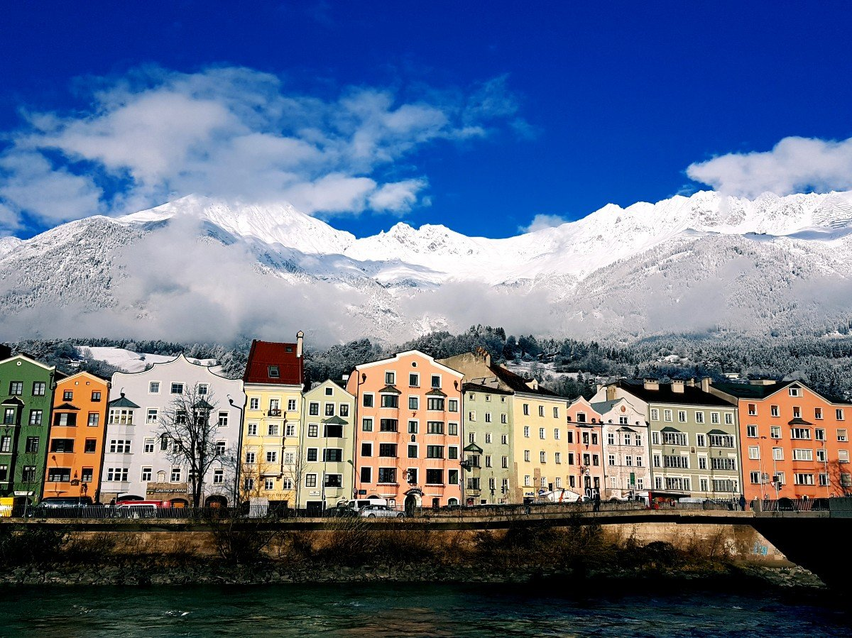 Innsbruck is one of the best cities in Austria to visit in winter.
