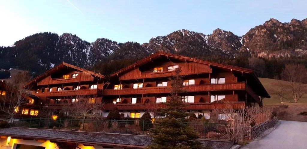 Hotel Böglerhof Alpbach