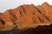 Mountains near Masafi