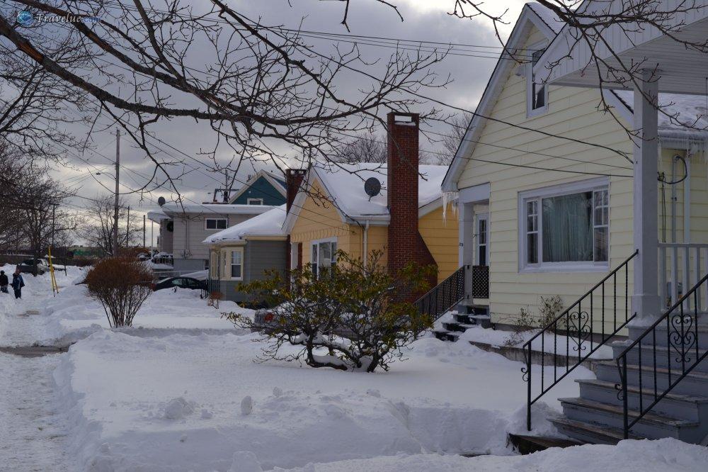 Winter in Halifax