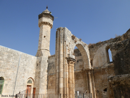 Crusader Cathedral of John the Baptist – Mosque of Yahia