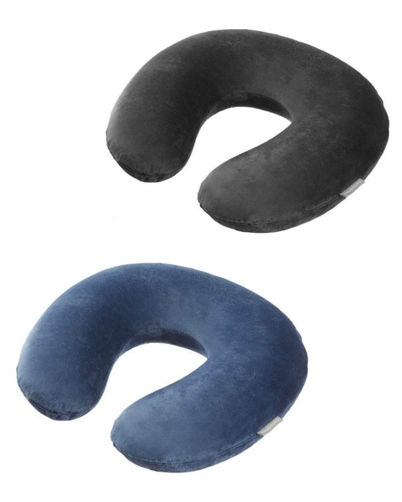 samsonite memory foam pillow available in 2 colours