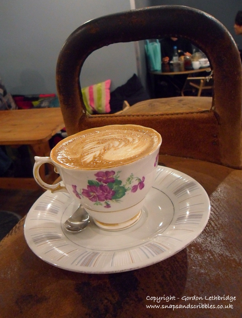 Coffee at Foxcroft and Ginger