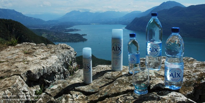 Mineral waters of Rhone-Alpes