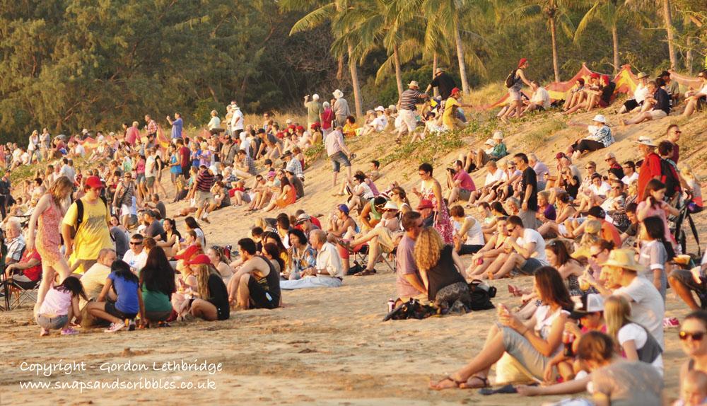 Darwin sunsets - beach