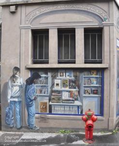 Murals of Lyon