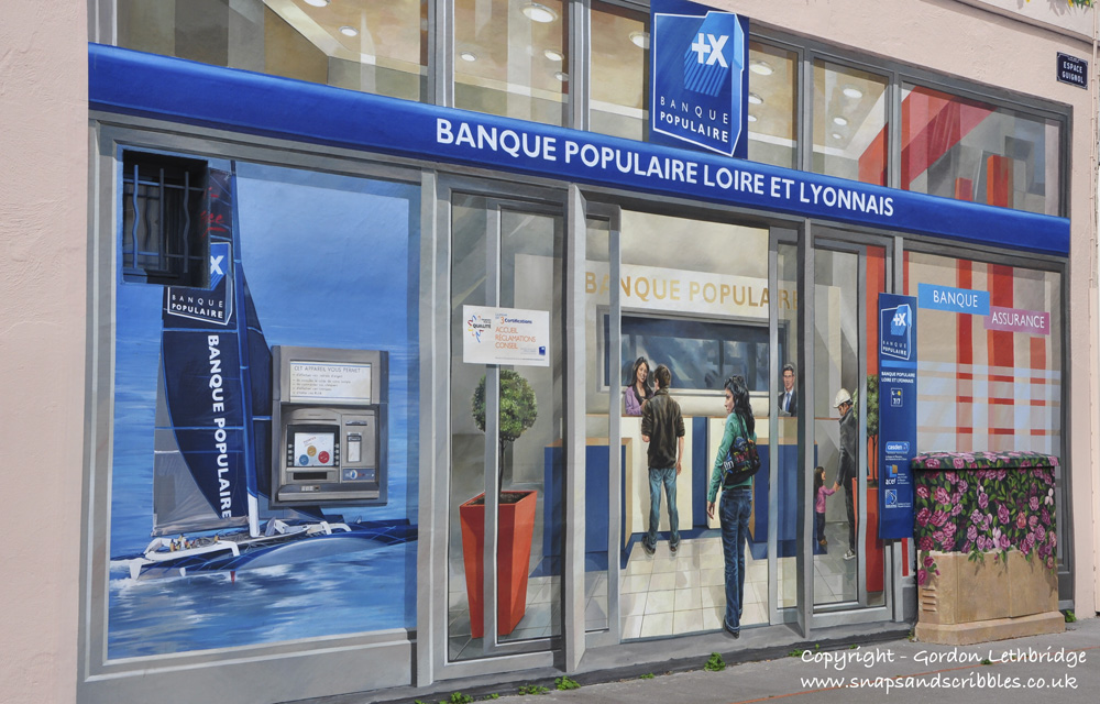 Murals of Lyon Bank