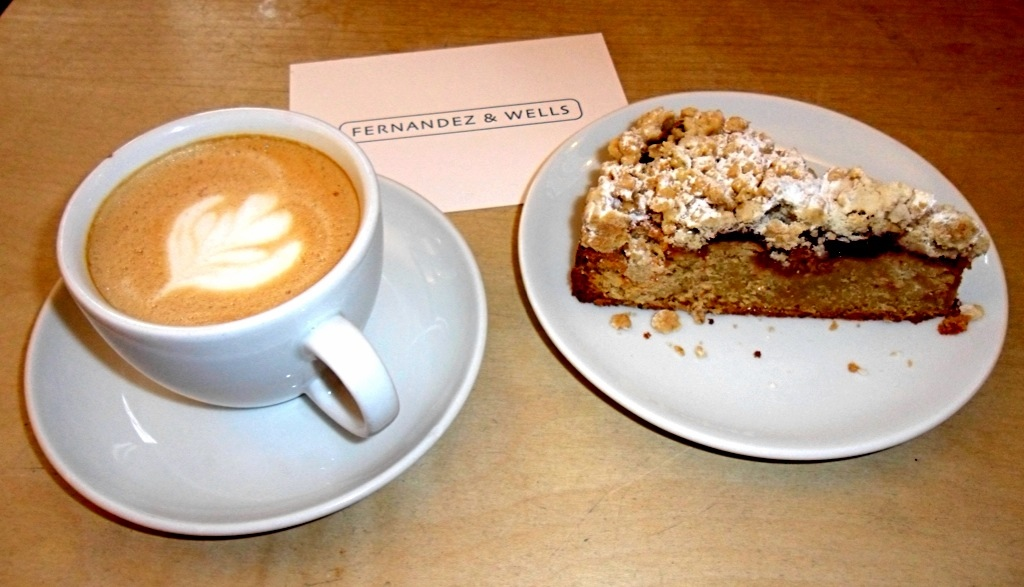 Fernandez and White - coffee