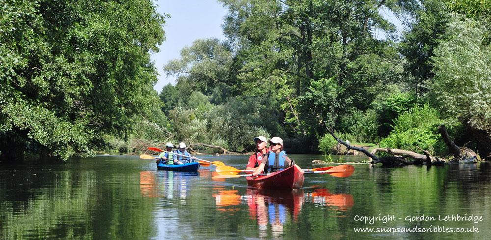 Bydgoszcz Kayaking 02