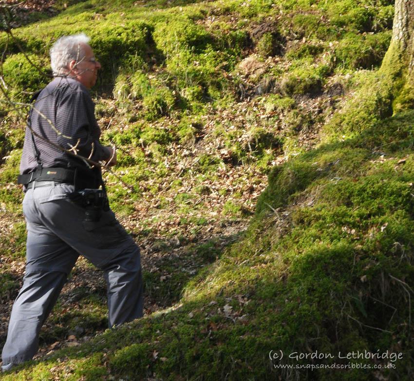 Hiking Dartmoor
