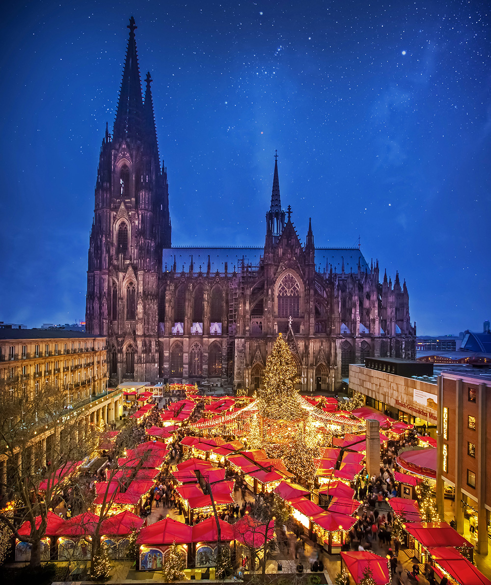 Christmas Market - Cologne