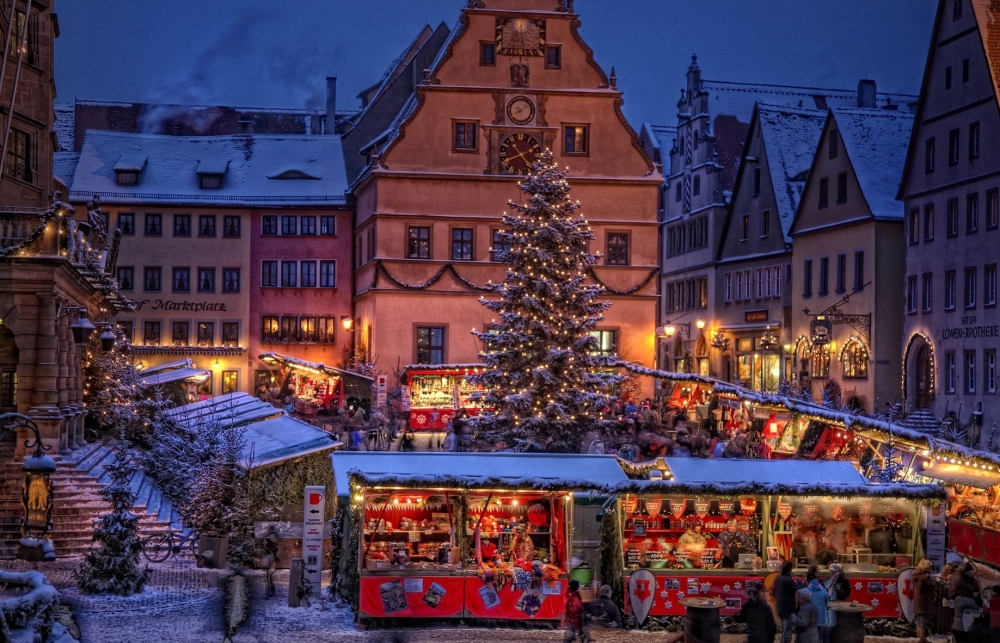 Christmas Market - Rothenburg