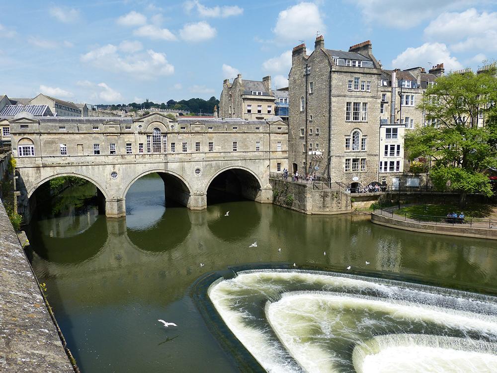 The City of Bath, UK