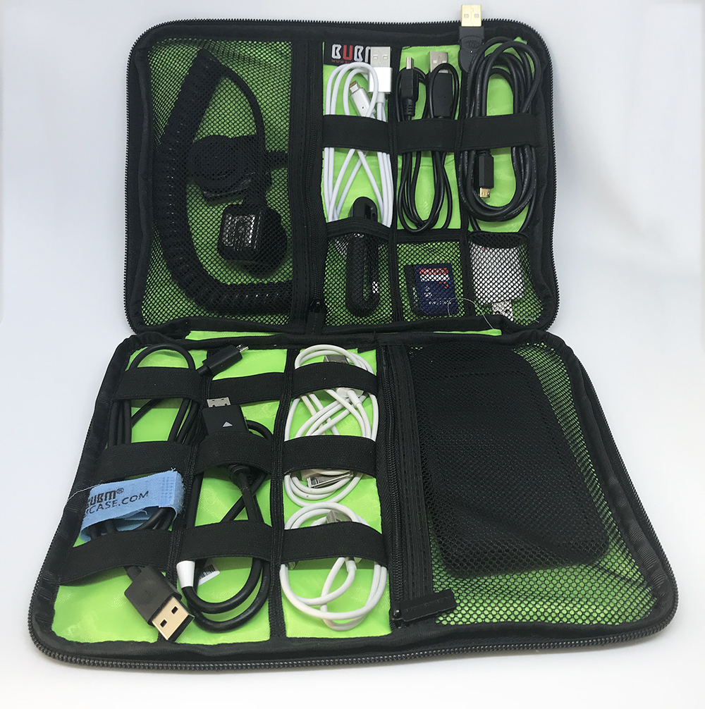 BUBM Cable Organiser Case 006
