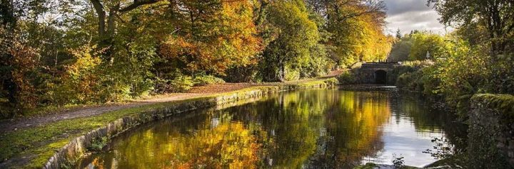 Canal walks for autumn