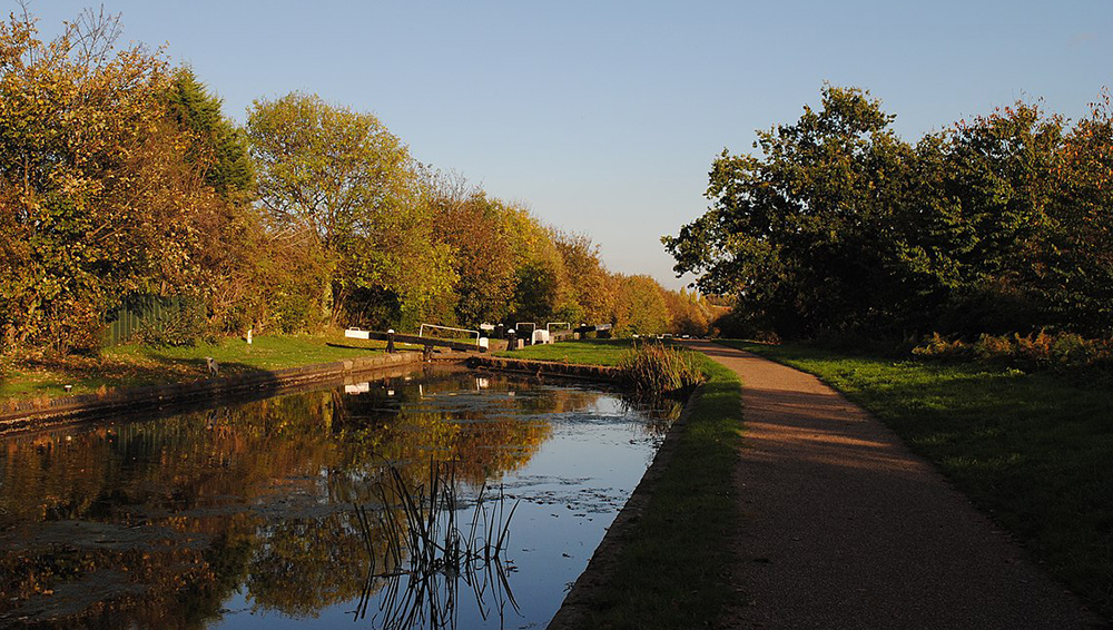 Perry Barr Locks, Tame Valley Canal