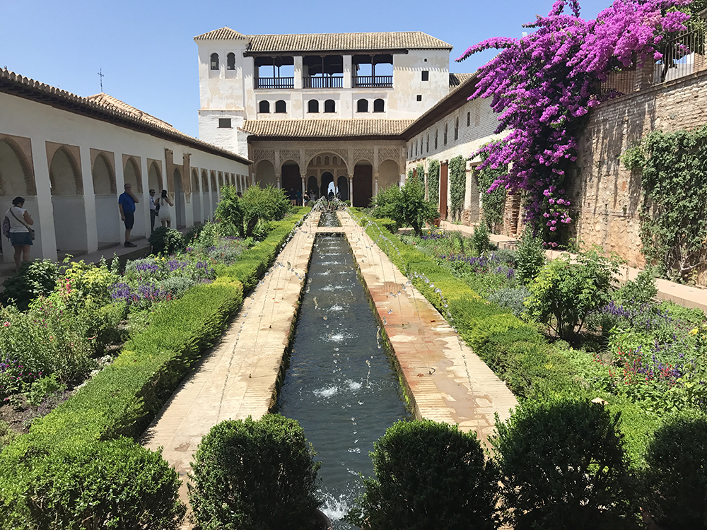 Gardens of Europe Spain