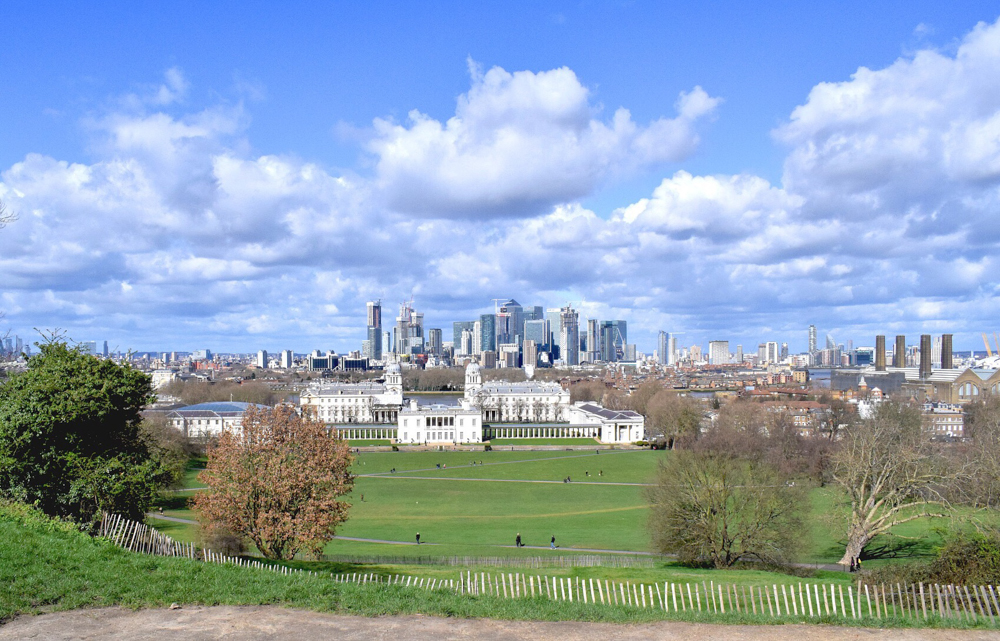 London and Greenwich