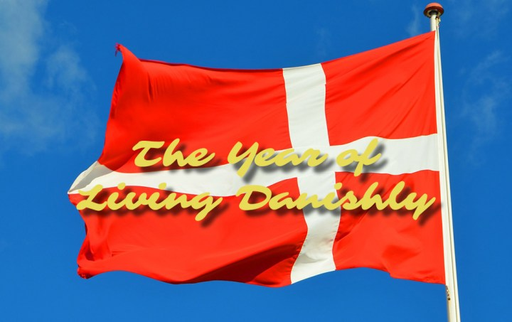 From Gordon's Travel Shelfie: A Year of Living Danishly