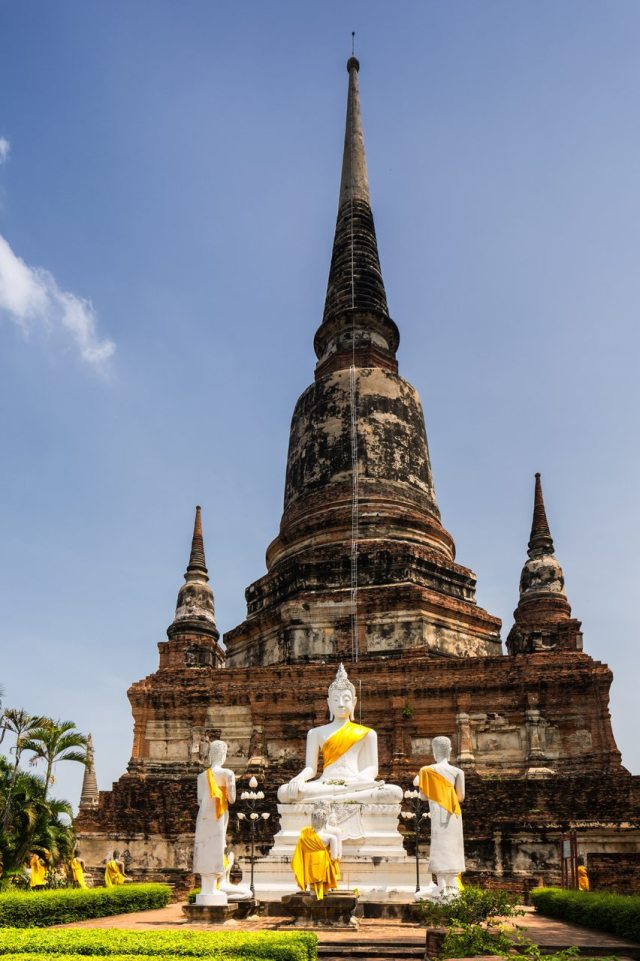 Ayutthaya - A mirror of old Siamese Glory