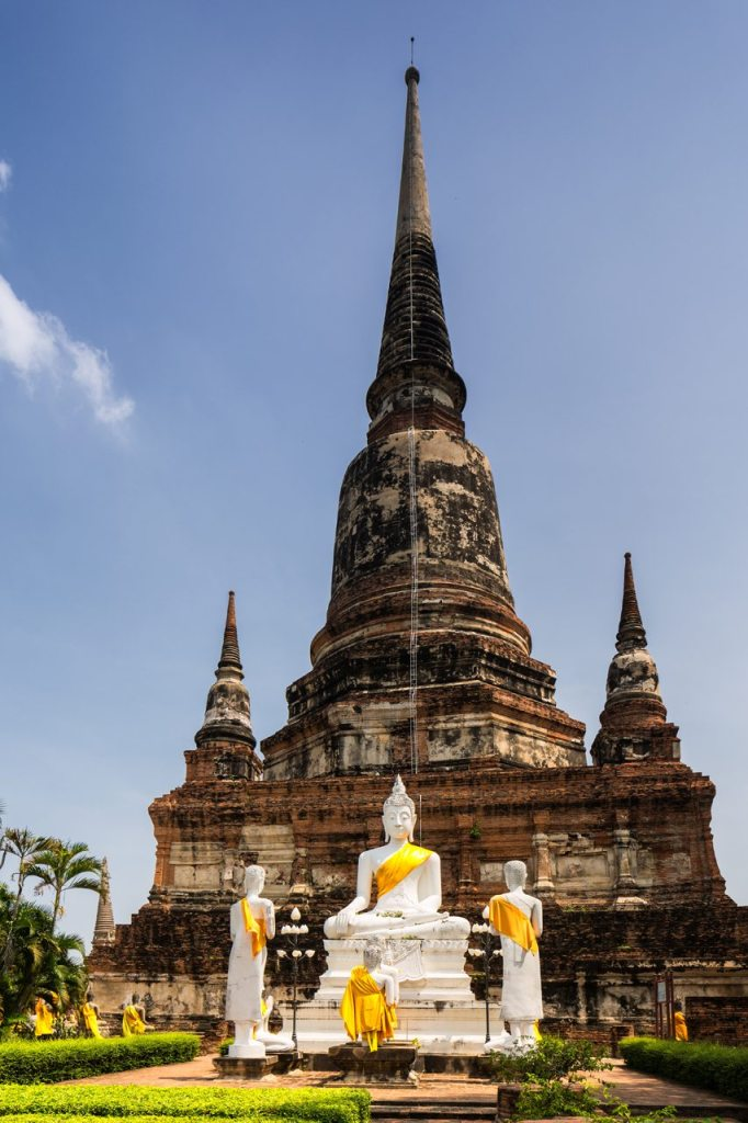 Ayutthaya - A mirror of old Siamese Glory