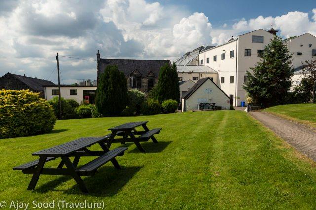 Cardhu Distillery, Near Archiestown, Moray, Scotland