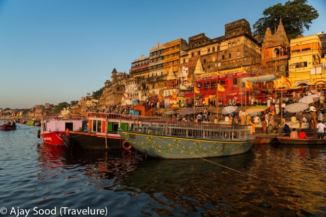 Varanasi - Of Sarees, Ghats and Gharanas
