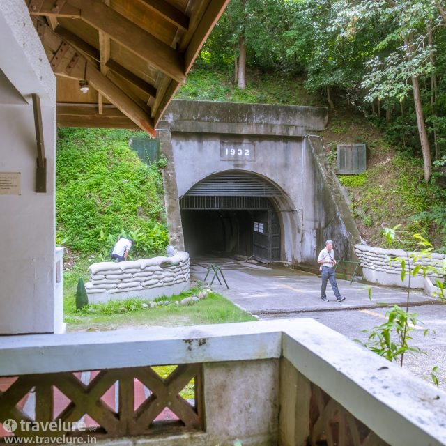 Eerie, not abandoned - Malinta Tunnel, Corregidor Island, Philippines