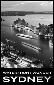 Waterfront Wonder - Opera House, Sydney