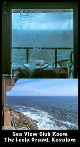 Sea View Club Room The Leela Grand Kovalam