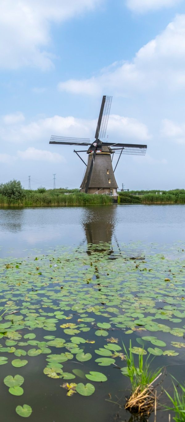 Kinderdijk, The Netherlands - One of the 16 UNESCO sites I visited in 2016. Travelure ©