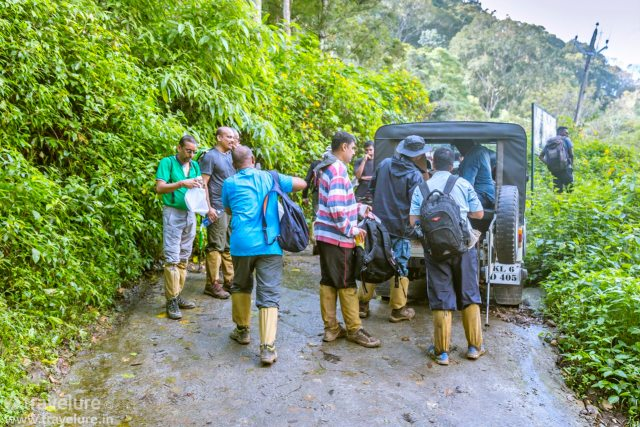 Travel Photographer Meets Serious Trekkers