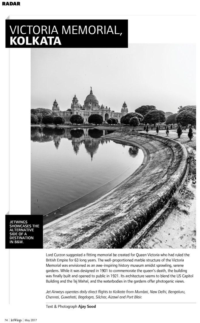 Victoria Memorial Kolkata - Travelure ©