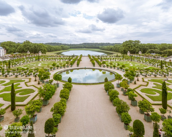 Paris Instagram Roundup covers the Gardens of Château Versailles
