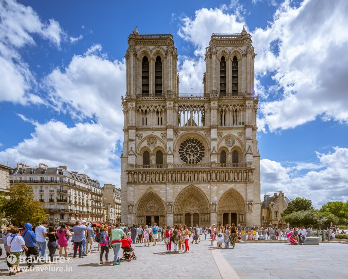 Notre Dame Cathedral in Paris Instagram Roundup