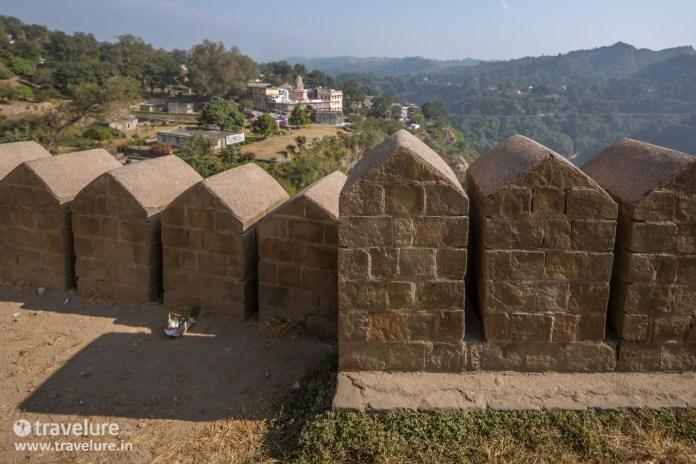 Kangra Fort near Garli - Pure Air. Pure Art. Pure Heritage.