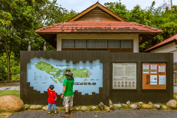 Pulau Ubin - Back to the Roots - Last Kampung of Singapore