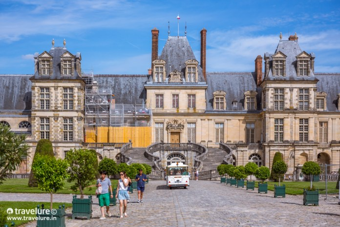 Travelure Travels in 2017 - An 8-Country Photo Roundup - Fontainebleau, Paris, France