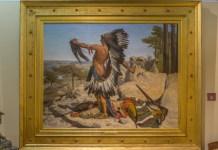 Scalping his victim - Black Warrior Alert - Tuscaloosa