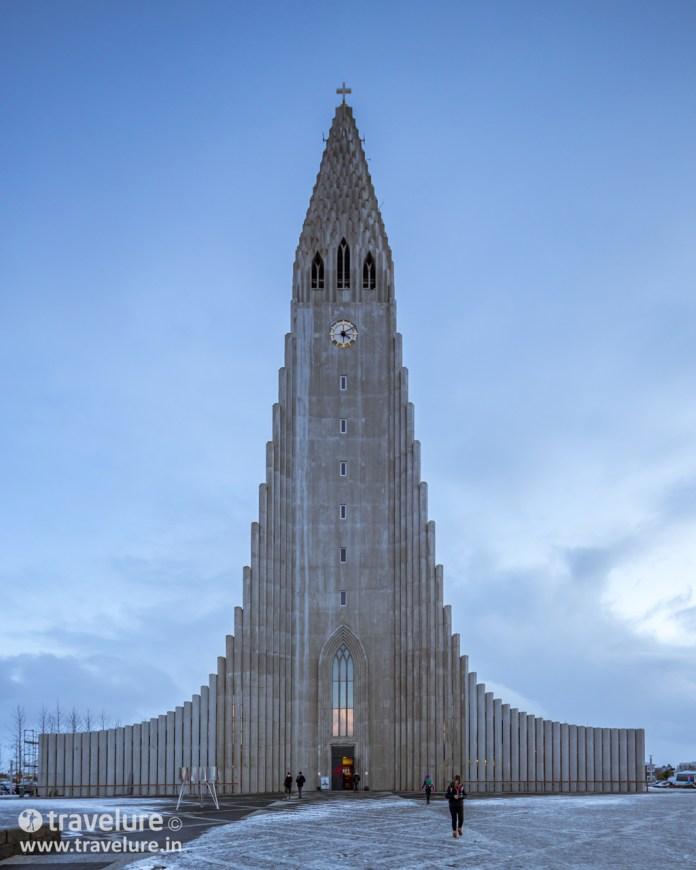 Stunning Church - Hallgrímskirkja, Reykjavik - Instagram Roundup - Iconic Iceland