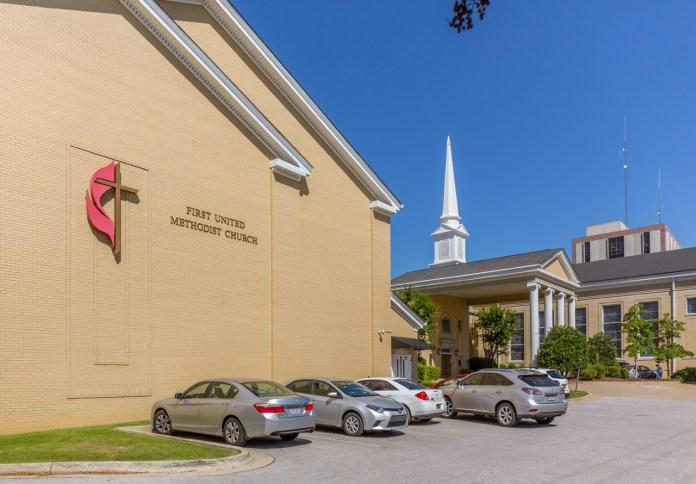 The First United Methodist Church - Black Warrior Alert - Tuscaloosa