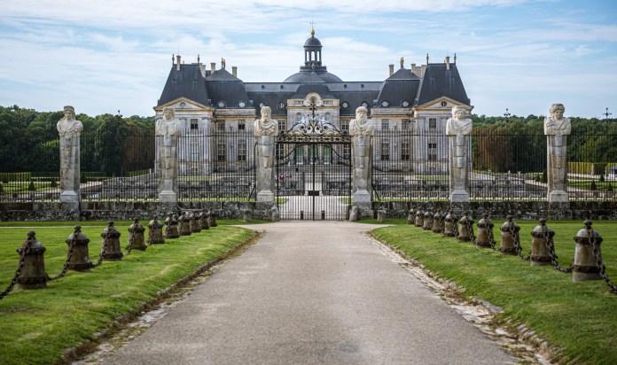 Chateau of Vaux-le-Vicomte, Maincy, France - Travelure ©